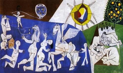 Picasso Guerre et Paix